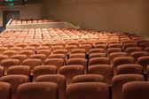Modern theatre interior — Stock Photo