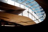 Moderne architektur-interieur — Stockfoto