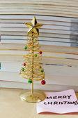 Merry Christmas memo — Stock Photo