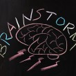 Brainstorm — Foto Stock #9185545