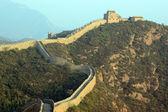Great wall of china — Stockfoto