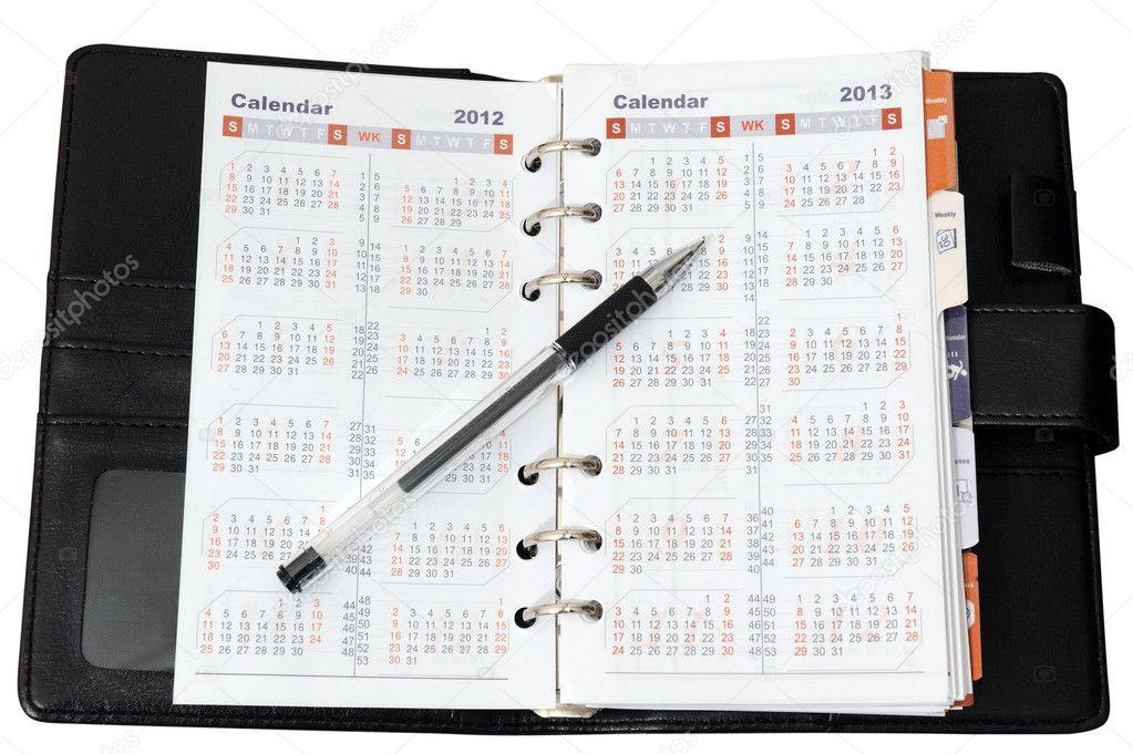 Календари для блокнотов