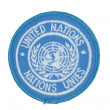 United Nations Peacemakers Badge — Stock Photo #9772395