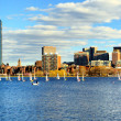 Stock Photo: Boston Skyline