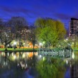 Boston Public Gardens — Stock Photo