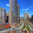 Stock Photo: Boston High Rises