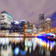 Stock Photo: Boston Harbor