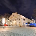 Quincy Market — Stock Photo