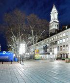 South Market Street Boston — Stock Photo