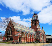 Harvard university Memorial Hall — Stock Photo