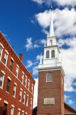 Old North Church Boston — Stock Photo