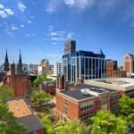 Downtown Birmingham, Alabama — Stock Photo #10357799