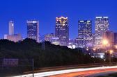 Birmingham, Alabama Skyline — Stock Photo