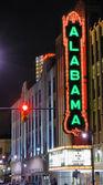 Alabama Theatre — Stock Photo