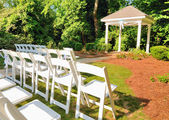 Wedding pavilion — Photo