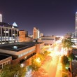 Downtown Birmingham — Stock Photo