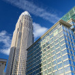 Charlotte North Carolina — Stock Photo #10494121