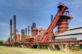 Stare fabryki — Zdjęcie stockowe