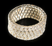 Diamond Bracelet — Stock fotografie