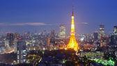 Wieża Tokio — Zdjęcie stockowe