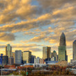 Skyline of Uptown Charlotte — Stock Photo #8265129