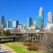 Skyline of Uptown Charlotte — Stock Photo #8265157