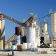 Cement Plant — Stock Photo #8265235