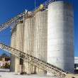 Cement Plant — Stock Photo