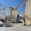 Cement Plant — Stock Photo #8265435