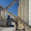 Cement Plant — Stock Photo #8265446