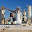 Cement Plant — Stock Photo #8265454