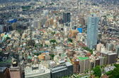Shinjuku, Toko Cityscape — Stock Photo