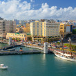 San Juan Skyline - Stock Photo