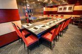 HIbachi Dining — Stock Photo