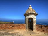 Fort in San Juan — Stock Photo