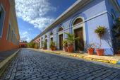 Old City of San Juan — Stock Photo