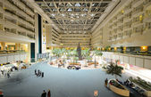 Orlando International Airport — Stock Photo