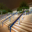 Stock Photo: Convention Center Steps