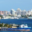 Stock Photo: SJuan, Puerto Rico Skyline