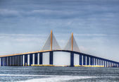 Sunshine Skyway — Stock Photo