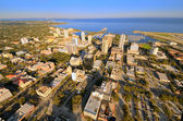 St. Pete Aerial View — Stock Photo