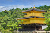 The Golden Pavilion — 图库照片