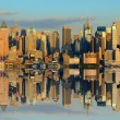 New York City Skyline — Stock Photo #8616881