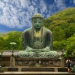 Great Buddha of Kamakura — Stock Photo #8616884