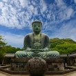 Great Buddha of Kamakura — Stock Photo #8616887