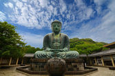 Great Buddha of Kamakura — Stock Photo