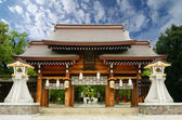 Minatogawa Shrine — Stock Photo