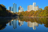 Midtown atlanta — Stockfoto