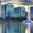 Orlando Skyline - Stock Photo