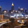 Stock Photo: Atlanta Skyline